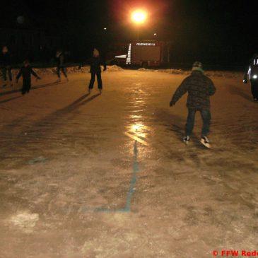 Eiszeit in Rederzhausen
